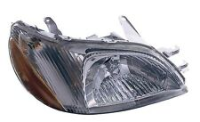 2000-2002 Toyota Echo New Right/Passenger Side Headlight Assembly