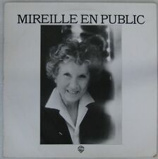 Mireille 33 tours Warner Bros 1977