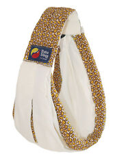 New Baba Sling Baby Carrier Boutique Cream Leopard