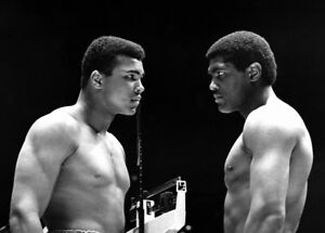 Muhammad Ali VS Ernie Terrell February 1967 Black & White 8 X 10 Photo Picture