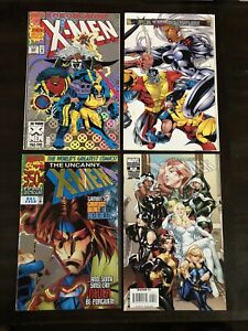 UNCANNY X-MEN #300 325 350 & 500 DODSON VARIANT MARVEL COMICS NM