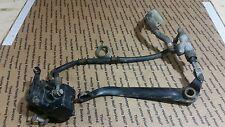 Honda Trx250x rear brake caliper mastercylinder