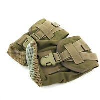 Set of 2 Eagle Industries USMC Canteen General Purpose Pouch Coyote MOLLE SFLCS