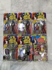 1999 McFarlane Toys Austin Powers Fembot Dr Evil Mini Me Lot of 6 Figures