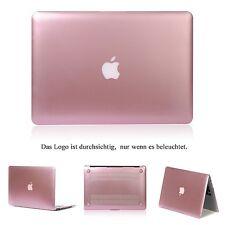 Hart Schutzhülle für (Macbook Air 13.3 Zoll A1369 A1466) Case Cover matt PC pink