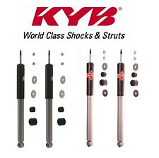 Chrysler Crossfire Front and Rear Shock Absorbers KIT KYB Gas-a-Just
