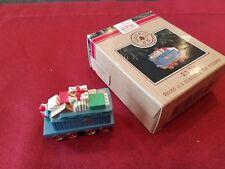 Hallmark Keepsake Ornament 1991 Gift Car - Claus and Company R.R. - #Xpr9731