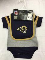 St. Louis Rams Team Apparel NFL Infant Little Player CBB Set