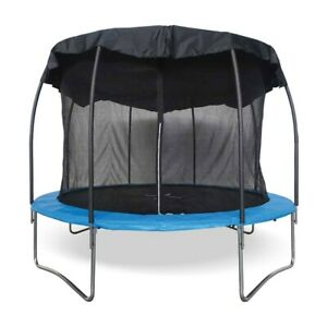 Trampoline Sun Shade, Black, New, Protect your Trampoline! Cheapest Price!