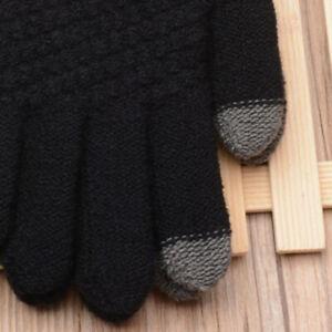 sale Touch Screen Gloves for Men Women Warm Windproof Full Finger Mittens
