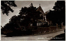 Westward Ho. Holy Trinity Church # 4256 by E.A. Sweetman.