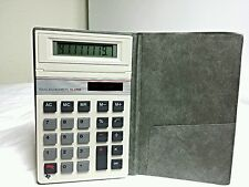 Vintage Texas Instruments Ti-1797 Calculator *New Old Stock*