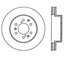Centric Parts 127.66057R Front Performance Brake Rotor