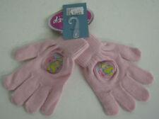 Gants et moufles roses en polyester pour fille de 2 à 16 ans