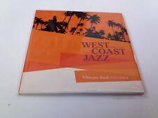 "CD ""WEST COAST JAZZ HERMOSA BEACH 1951-1954"" CD 21 TRACKS COMO NUEVO DIGIPACK"