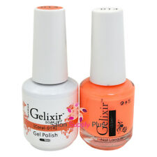 GELIXIR Soak Off Gel Polish Duo Set (Gel + Matching Lacquer) - 014