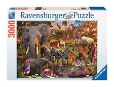Ravensburger - African Animal World (3000 Pcs)