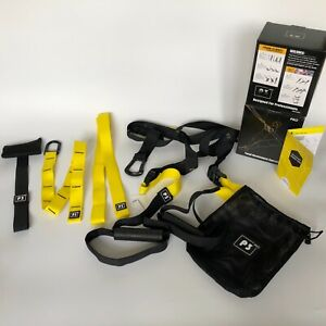 """TRX Style"" Pro P3.3 Heavy Duty Edition Suspension Trainer Kit 3 Colours UK"