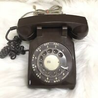 Vintage Antique Rare Western Electric Rotary Dial Telephone