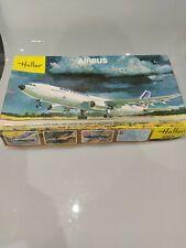 HELLER 1:125 AIRBUS AIR FRANCE/LUFTHANSA 858 maquette avion
