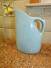 Vintage Mid-Century Art Deco Modernist York Pottery Pitcher #820 Ceramex