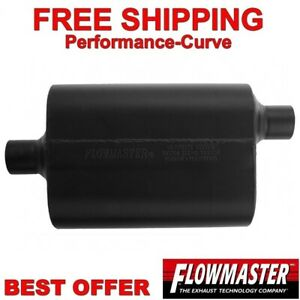 Flowmaster 60 Series Delta Flow Muffler 2.25 C/O 952462
