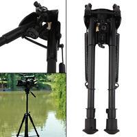 "10 levels 9""-15"" Long Hunting Rifle Bipod Mount folding Picatinny rail 9-13 B2"