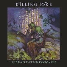 KILLING JOKE - THE UNPERVERTED PANTOMIME CD ALBUM NEW (20TH MAR)
