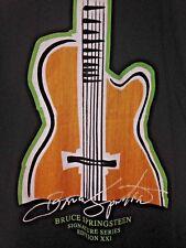 Hard Rock Cafe T Shirt XL Signature Series Bruce Springsteen Hungerathon 2007