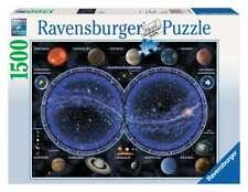 Puzzle 1500 Pz Pezzi Planisfero Celeste New by Ravensburger