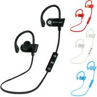 Bluetooth Wireless Sport Headset Headphone Stereo Earphone for IPhone Samsung