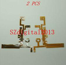 Cámara Digital 2PCS/Lente Principal Flex Cable para Pentax Optio V20 M5 Sanyo VPC-E10