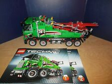 LEGO Service truck 100% with manuals