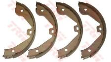 TRW GS8718 BRAKE SHOE SET PARKING BRAKE Rear