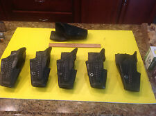 Safariland Beretta Double Action duty holster Level II retention basket weave RH