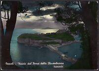 AA4282 Napoli - Città - Nisida al tramonto - Cartolina - Postcard