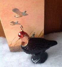 Avon Quail Decanter Wild County After Shave 5.5 Oz Full Bottle