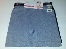 NWT MARILYN MONROE 2-Pack Mid-Length Slip Shaper Shorts MM8791;  M MEDIUM