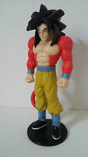 FIGURINE DRAGON BALL GT DBZ - SANGOKU SUPER SAIYAN 4 15 CM - Editions Atlas