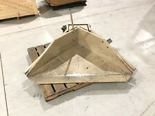Plastic Process Equipment Bt-1600/Vb Pneumatic Gaylord Box Dumper Tipper