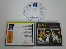 TOM WAITS/SWORDFISHTROMBONES(ÎLE MASTERS CCMI 48+842 469-2) CD ALBUM
