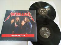 "Metallica Woodstock 1994 Limited Edition To 500 Copies 2 X LP vinyl 12 "" VG+"