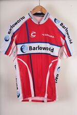 Cannondale Barloworld Red Cycling Racing Jersey Size M Chris Froome