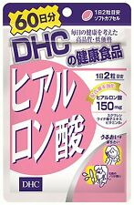 DHC Supplement Hyaluronic acid 120 tablets for 60 days Japan