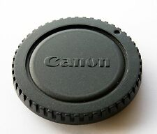 Canon Camera Body Cover + Lens Rear Cap for Canon 60D 5D4 600D 5D3 700D T5 T6