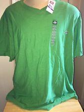 New Men's Ecko  Unltd. V-neck T-shirt Kelly Green Size XXL