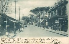More details for claremont main road 1904 australia early postcard tucks view series 3