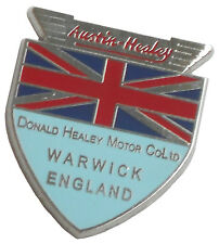 Donald Healey Warwick Austin Healey - lapel pin