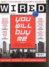 WIRED MAGAZINE - July 2009
