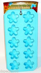 Hibiscus Ice Cube Tray New With Tag